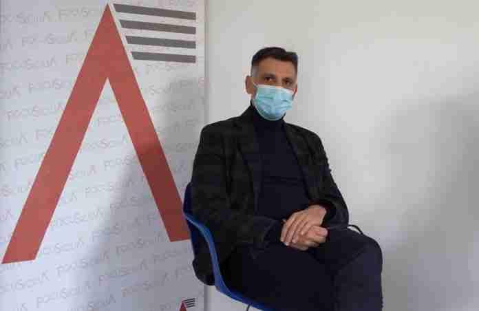 Il segretario del PD Sicilia Anthony Barbagallo
