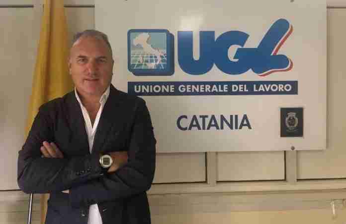 Giovanni Musumeci segretario generale territoriale Ugl Catania