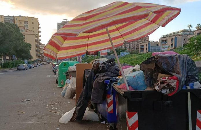 Rifiuti creativi a Catania
