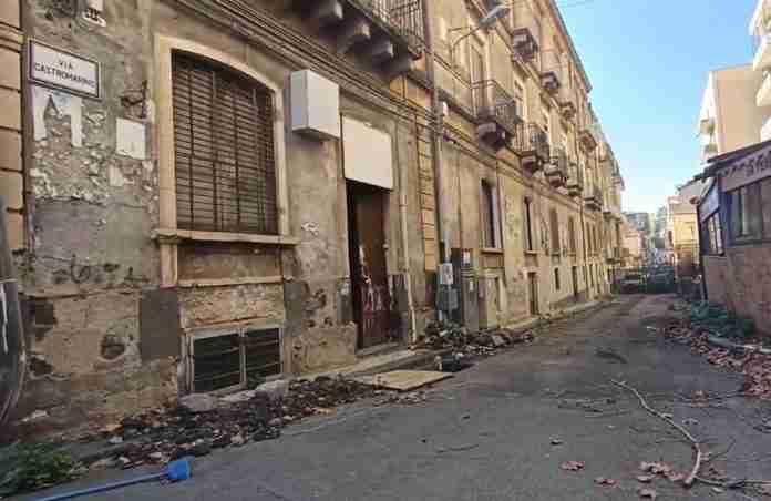Via Castromarino Catania