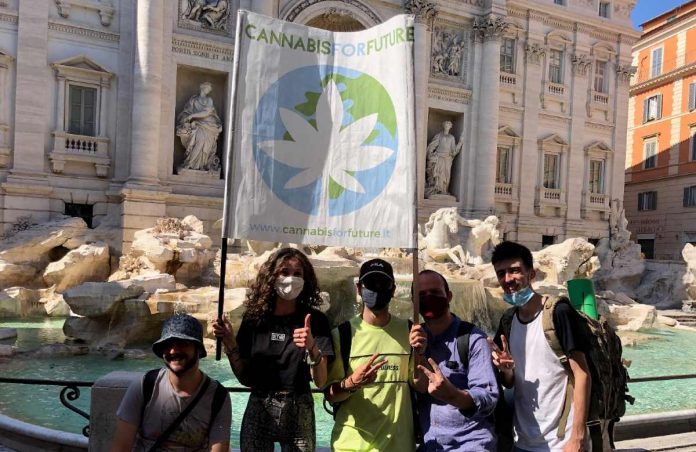 Cannabis For Future a Roma