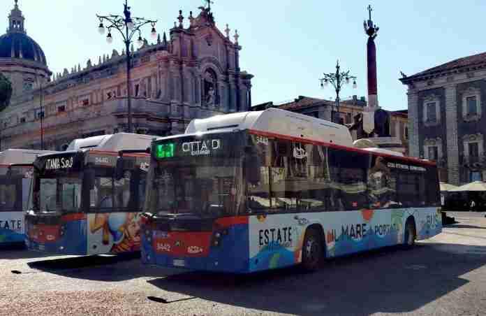 amt autobus catania