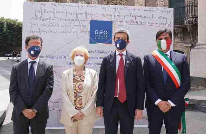 g20 inaugurazione unict