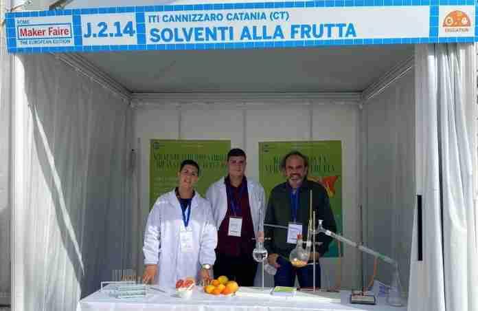 Solventi alla Frutta